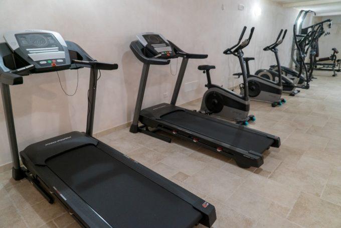 Underground and Gym